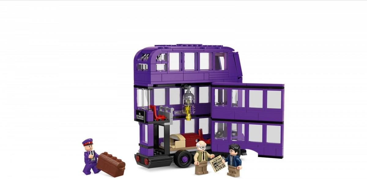 LEGO 75957 Harry Potter Błędny Rycerz (75957)